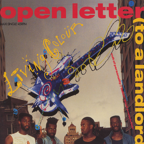 Living Colour - Open letter to a landlord