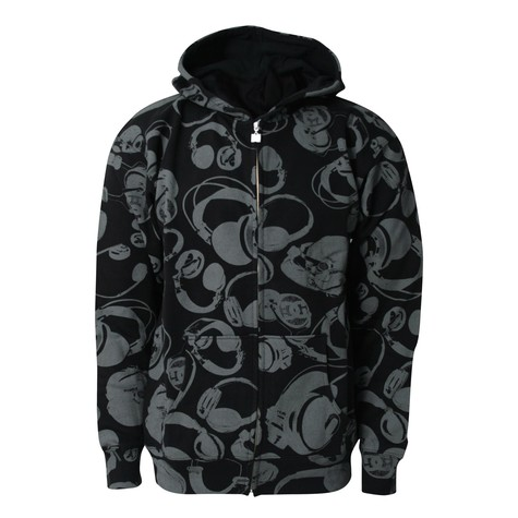 DC - Cannery zip-up hoodie