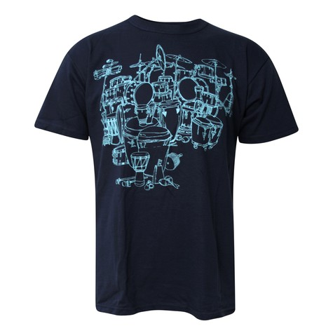 Kindred Spirits - Drums T-Shirt