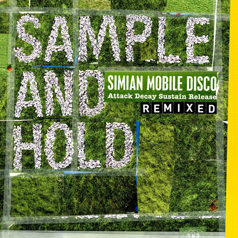 Simian Mobile Disco - Sample And Hold: Attack Decay Sustain Release Remixes hhv.de Bundle