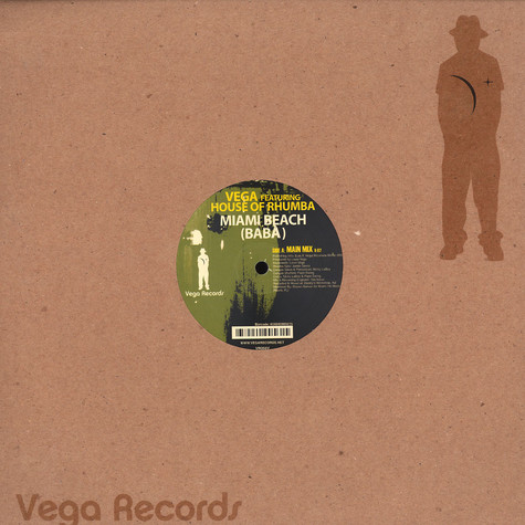 Vega - Miami Beach (Baba) feat. House Of Rhumba
