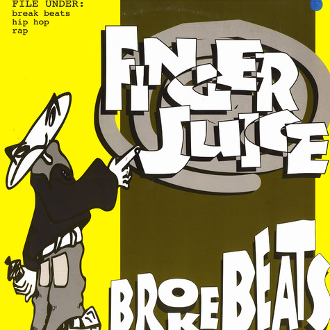 Finger Juice - Collection one
