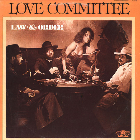 Love Commitee - Law and order