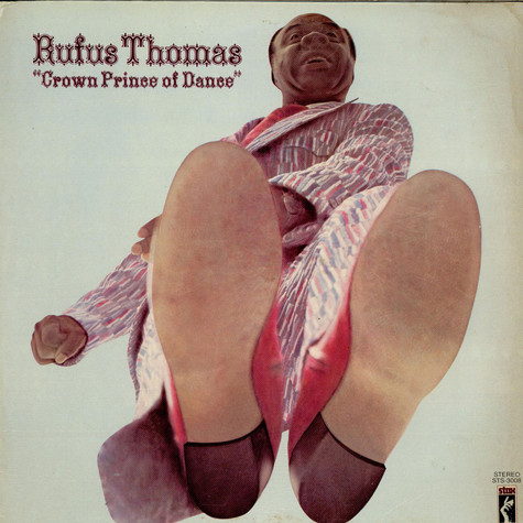 Rufus Thomas - Crown Prince Of Dance