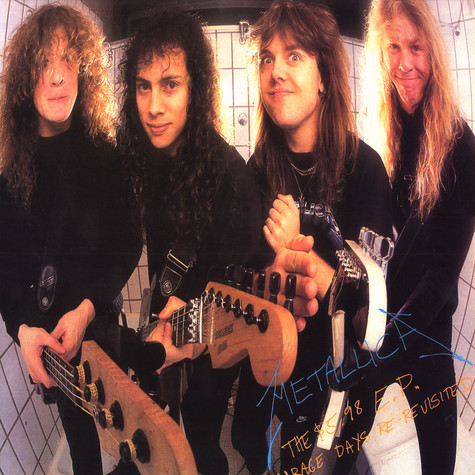 Metallica - The $ 5.98 EP - garage days re-revisited