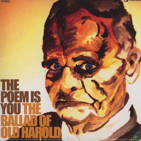 Poem Is You, The - The ballad of old Harold