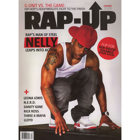 Rap-Up Magazine - 2008 - Summer
