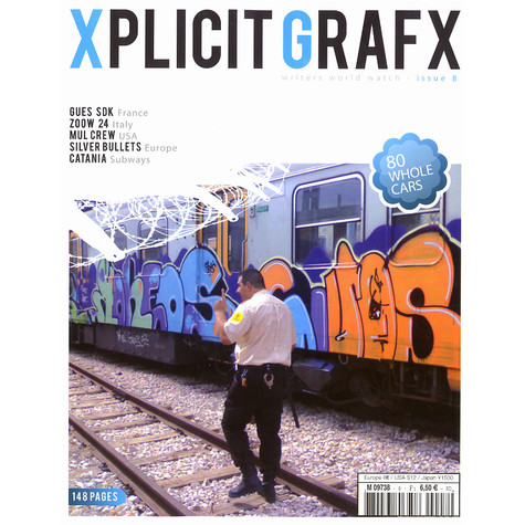 Xplicit Grafx - Issue 8