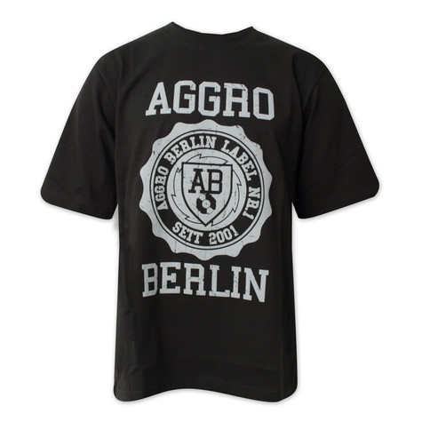 Aggro Berlin - Aggro high 2 T-Shirt