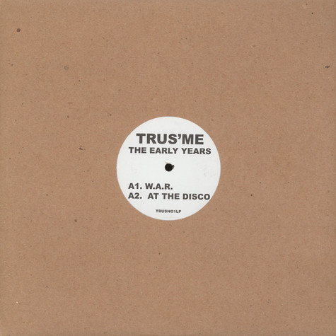 Trusme - The early years