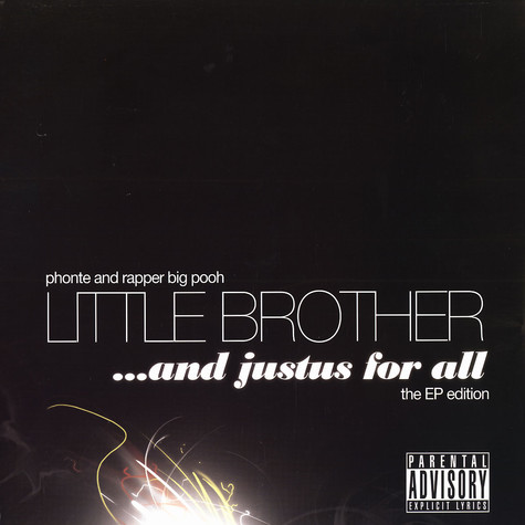 Little Brother - And Justus For All EP