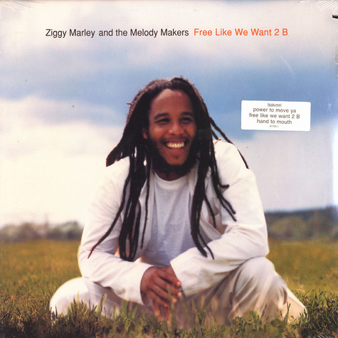 Ziggy Marley & The Melody Makers - Freak like we want to be