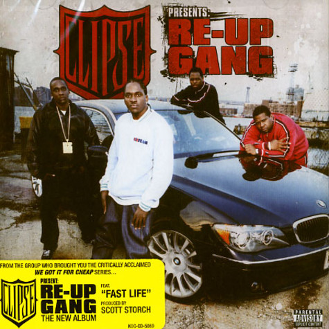 Clipse presents Re-Up Gang - Clipse presents Re-Up Gang