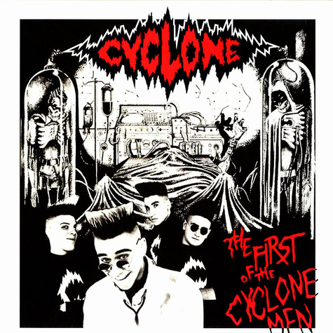 Cyclone - The first of the cyclone men