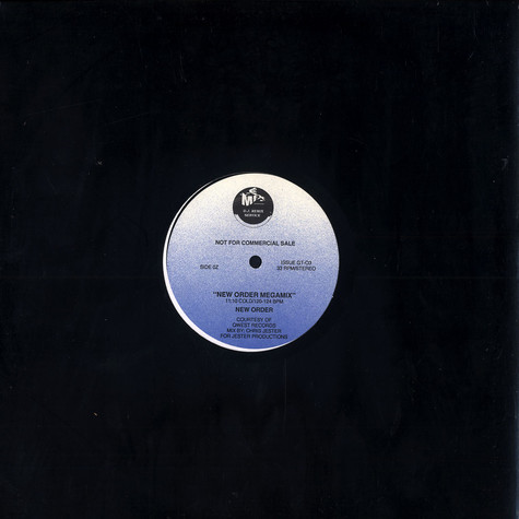 New Order / Pink Floyd / Newcleus - New Order megamix / another brick in the wall / jam on it