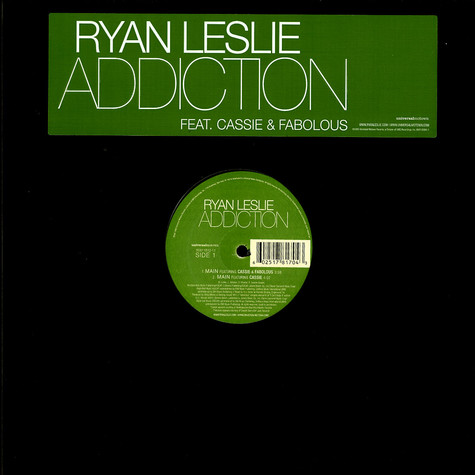 Ryan Leslie - Addiction feat. Cassie & Fabolous