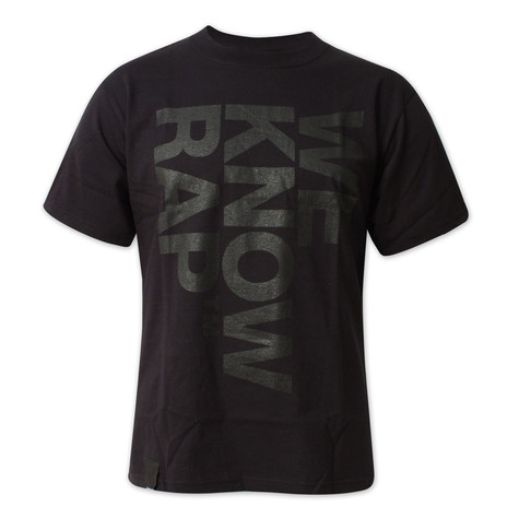 We Know Rap - Houston T-Shirt