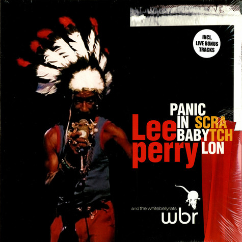 Lee Scratch Perry - Panic in Babylon