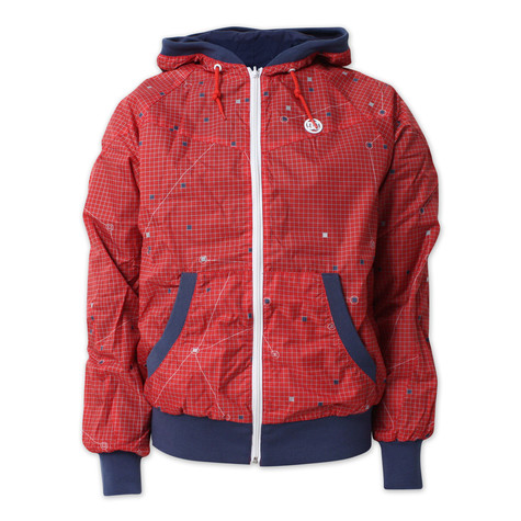 DC - Shift reversible jacket