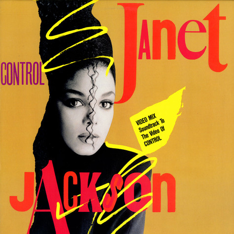 Janet Jackson - Control (Video Mix: Soundtrack To The Video Of Control)