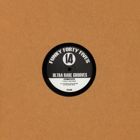 Funky Forty Fives - Ultra Rare Grooves Volume 14