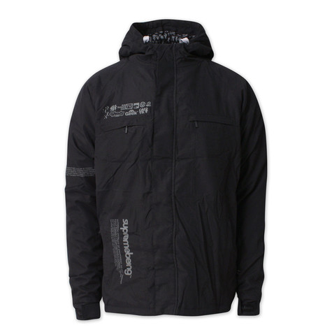 Supreme Being - Toy 2 hooded jacket