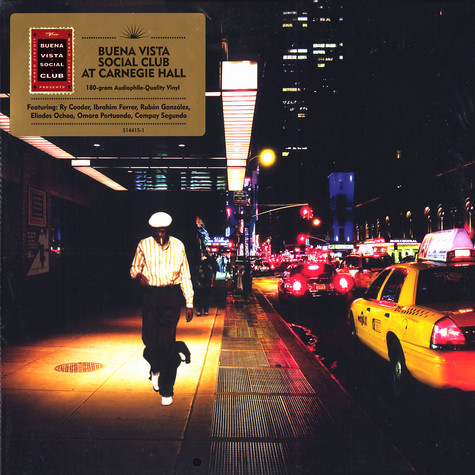 Buena Vista Social Club - Buena Vista Social Club at Carnegie Hall