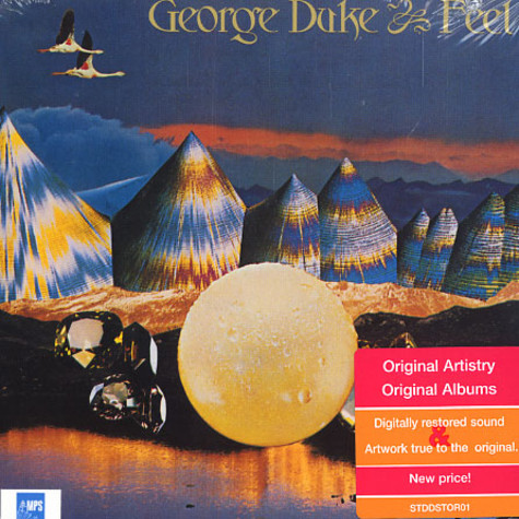 George Duke - Feet