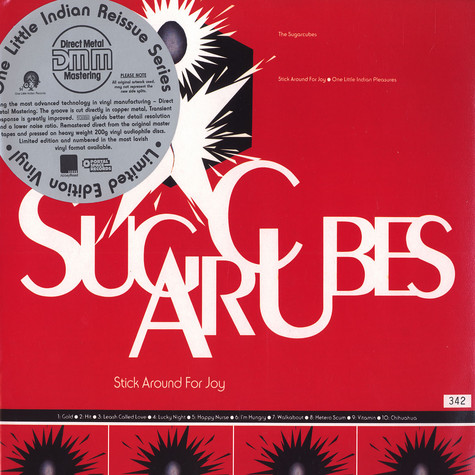 Sugarcubes, The - Stick around for joy