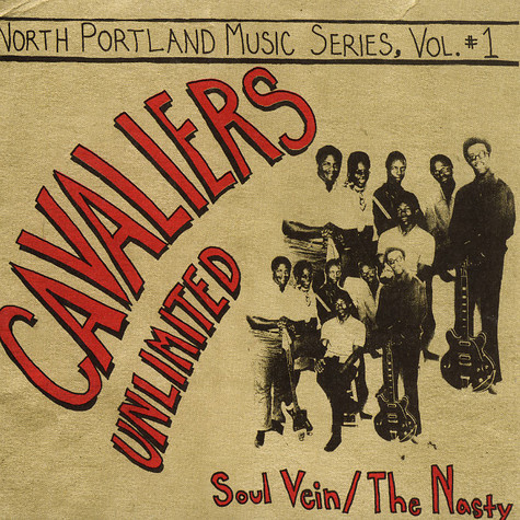 Cavaliers Unlimited, The - Soul vein