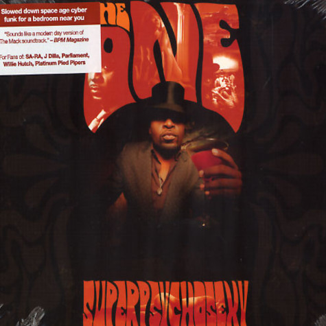 One, The - Superpsychosexy