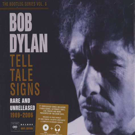 Bob Dylan - The bootleg series volume 8 - Tell tale signs rare & unreleased 1989-2006