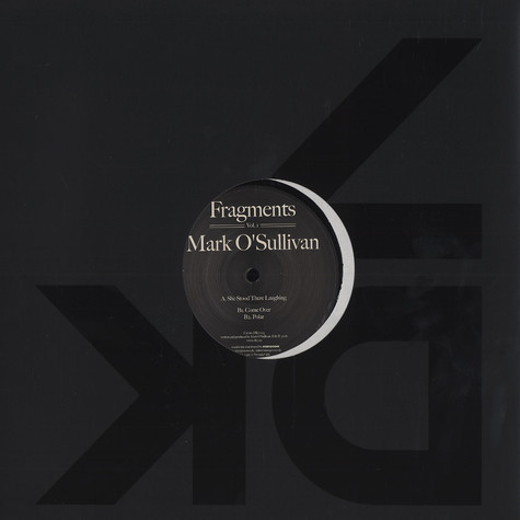 Mark O'Sullivan - Fragments volume 1