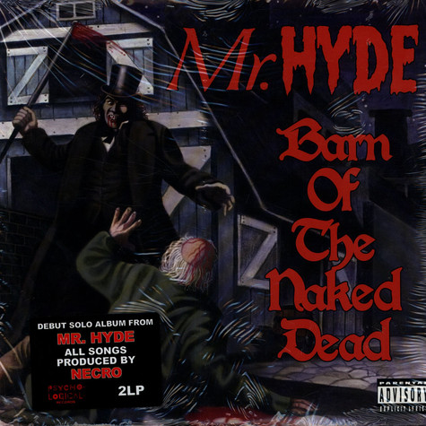 Mr.Hyde - Barn of the naked death