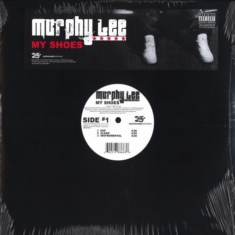Murphy Lee - My shoes