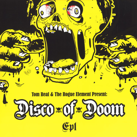 Tom Real & The Rogue Element present - Disco of doom volume 1