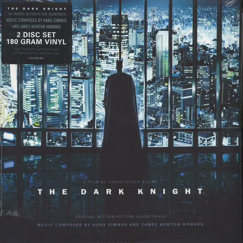 Hans Zimmer & James Newton Howard - OST The Dark Knight