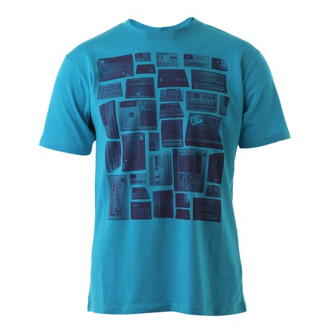 DC - Quarter note slim fit T-Shirt
