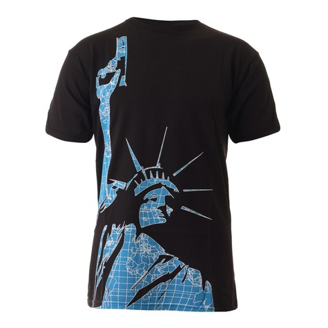 Akomplice - Liberty T-Shirt - World Takeover