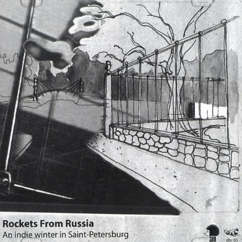 Rockets From Russia - An indie winter in Saint-Petersburg