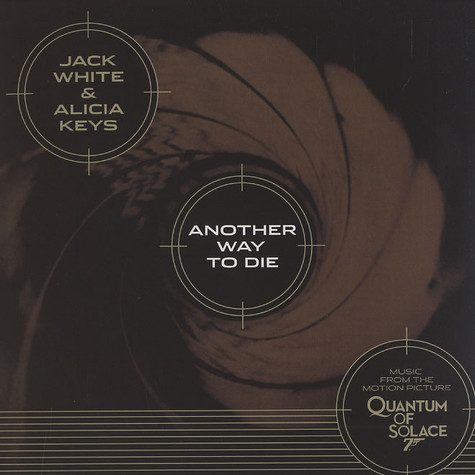 Jack White & Alicia Keys - Another way to die