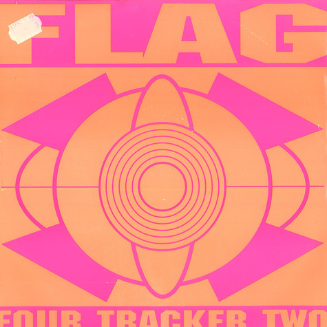 Flag - Four tracker two