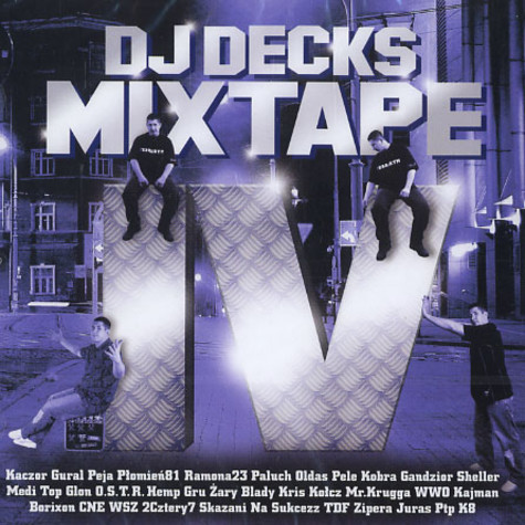 DJ Decks - Mixtape volume 4