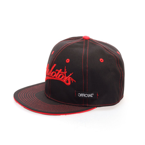 Official - Molotovs fitted hat