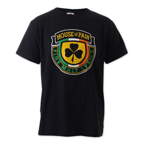 House Of Pain - Crest T-Shirt