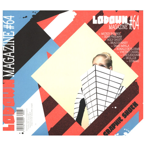 Lodown Magazine - Issue 64 December 2008 / January 2009