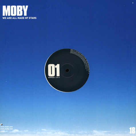 Moby - We are all made of stars Bob Sinclair remix