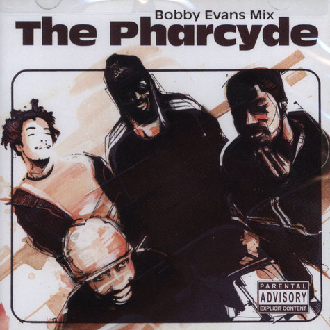 Pharcyde, The - Bobby Evans mix
