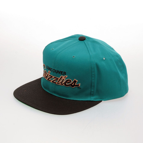 Sports Specialties - Vancouver Grizzlies 90s team cap
