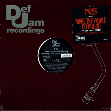 Nas - Make the world go round feat. Chris Brown & The Game